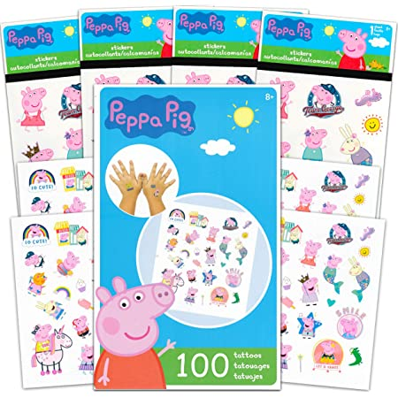 Peppa Pig Pop Up Feuille Autocollant /& Board