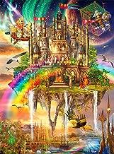 Buffalo Games - Vivid Collection - Rainbow City - 1000 Piece Jigsaw Puzzle