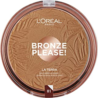 L'oreal - LOREAL MAQUILLAJE GLAM BRONZE TERRA 01 by Unknown