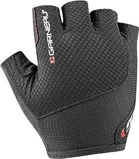 Louis Garneau Men's Nimbus Evo Breathable, Padded, Half Finger Bike Gloves