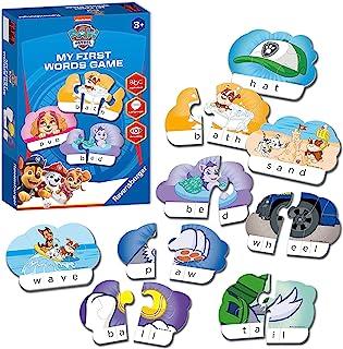 Ravensburger Paw Patrol My First Word Educational Games voor kinderen vanaf 4 jaar, ideaal voor vroeg leren, alfabet, leze...