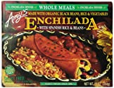 Amy's Enchilada Meal with Spanish Rice & Beans, 10 Ounce (Frozen)
