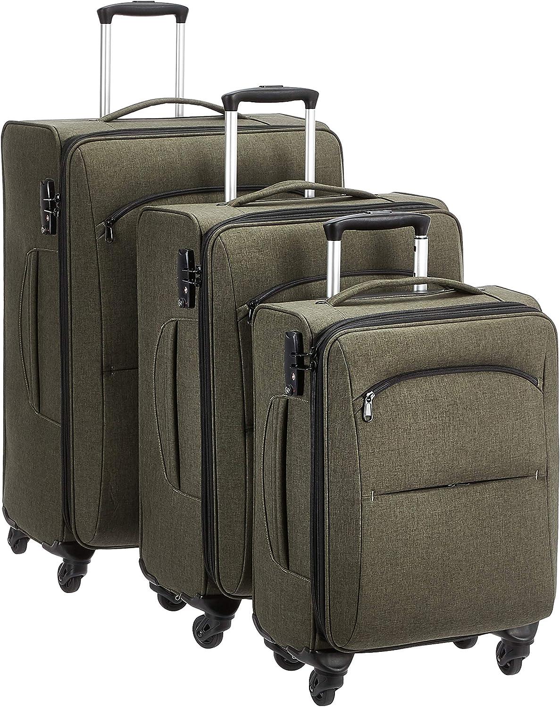 Amazon Basics Urban luggage set