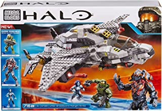 Mega Bloks Halo UNSC Broadsword Midnight Strike (Discontinued by manufacturer)
