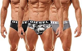 Diesel Men's 3 Pack Briefs Andre