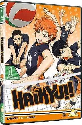ハイキュー!! コンプリート DVD-BOX1 [DVD] [Import] [NTSC]