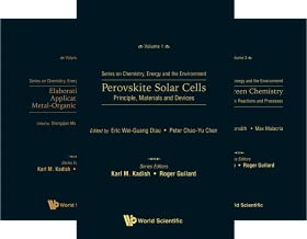 Series on Chemistry, Energy and the Environment (7 Book Series)
