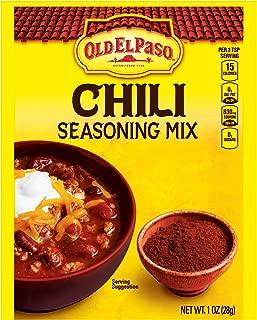 Best chili seasoning old el paso Reviews