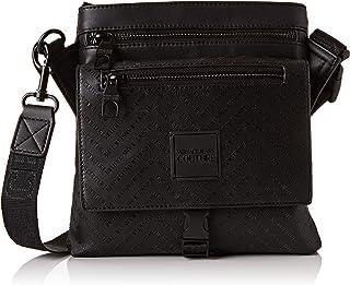 Versace Jeans CoutureBagHombreShoppers y bolsos de hombroNegro (899+899) 2x22x21 centimeters (W x H x L)