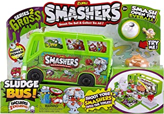 Smashers Season 2 Sledge Bus (7418)