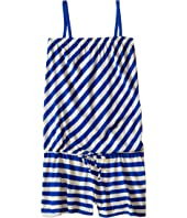 Ella Moss Girl - Cabana Romper Cover-Up (Little Kids/Big Kids)