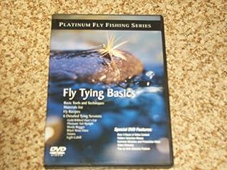 FLY TYING BASICS DVD
