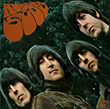 beatles vinyl rubber soul