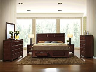 Amazon.com: Solid Wood Bedroom Sets