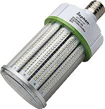 80W Led Corn Light Led Corn Bulb UL-Listed & DLC 5000K Large Mogul Base E39 Led Bulb 10800 Lumens Replacement for 200W-300W Metal Halide/HID/CFL/HPS in Street Lighting High Bay Garage Lights Warehouse