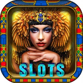 ♛ Cleopatra Slot Machine HD ♛ - Book of Ra Egypt and Crown Magical era temple Journey in golden sand gambling Casino