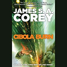 Cibola Burn: The Expanse, Book 4