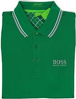 6ba51b3b3 Hugo Boss Mens Paddy Moisture Manager Pro Edition Polo Shirt 50249000