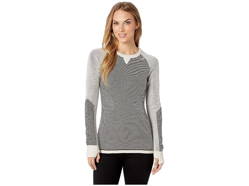 Smartwool Dacono Ski Sweater (Black) Women