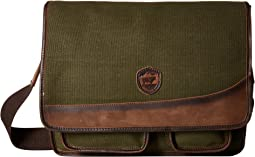 Military Green Canvas