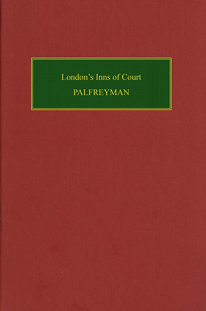 歯科医パリティと闘うLondon's Inns of Court (Palfreyman's London Series Book 2) (English Edition)