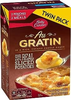 Betty Crocker Potatoes Twin Pack, Au Gratin, 8.8 Ounce