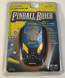 electronic pinball game