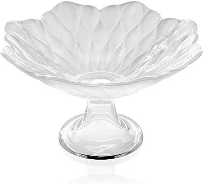 Amazon.com: Ivv Cristalería Magnolia Bowl, 12 – 1/2-inch ...