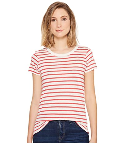 Alternative Ideal Tee (Red Riveria Stripe) Women