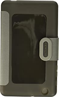 AT&T Trek 2 HD Case, Incipio [Folio][Protective] Clarion Folio Case for AT&T Trek 2 HD-Gray