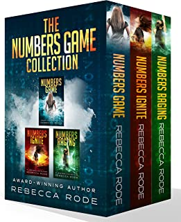 The Numbers Game Collection 1-3: A Dystopian Romance Thriller Series