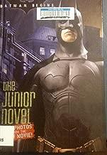 Batman: The Junior Novel (Batman Begins)