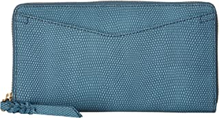 Fossil Women's Caroline Wallets, Indigo, One Size