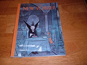 The New Yorker, Volume LXXXVII, No. 34, October 31, 2011 : The Cartoon Issue (Cover)