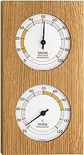 TFA-Dostmann 40.1052.01 Sauna Thermomètre hygromètre