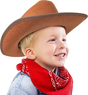 Best kids straw cowboy hats Reviews