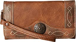 M&F Western - Ivy Clutch Wallet