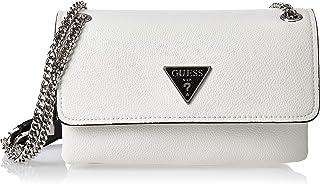 GUESS Womens Narita Satchel Bag
