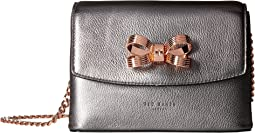 Ted Baker - Metallic Looped Bow Mini Crossbody