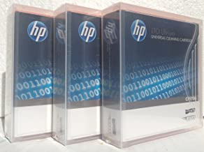 3 Pack HP C7978A Universal LTO Ultrium Cleaning Cartridge