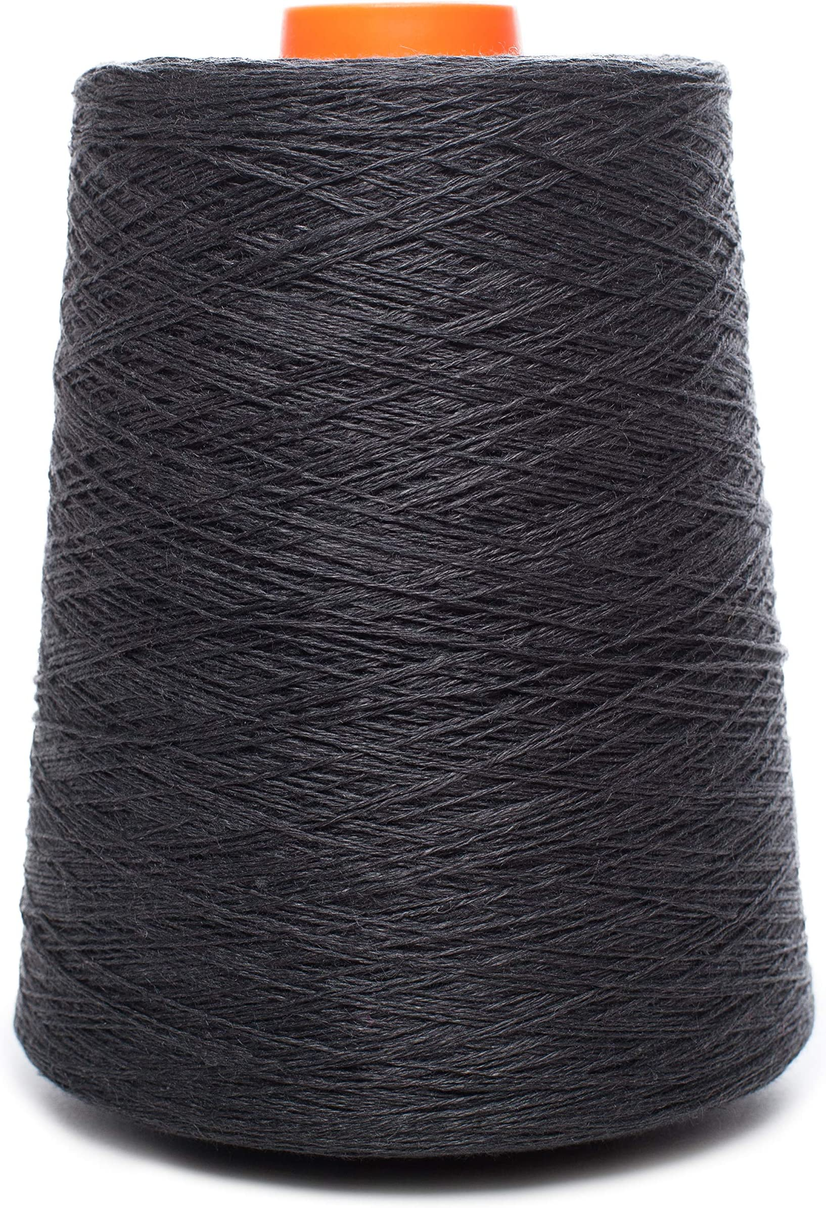 2-ply One-color or melange threads available. 1-ply 3-ply and 4-ply 100/% linen threads Black color
