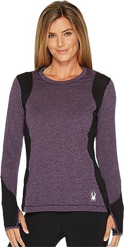 Spyder - Rebound Long Sleeve Tech T-Shirt