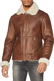 Schott NYC Men's Leather Jacket
