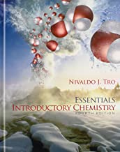 Introductory Chemistry Essentials & Modified MasteringChemistry with Pearson eText -- ValuePack Access Card -- for Introductory Chemistry (4th Edition)