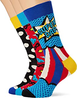 Happy Socks Kids Carousel Gift Box Calzini Bambini XKID09 6700