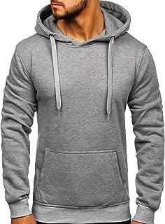 Amazon.es: Gris - Sudaderas con capucha / Otras marcas de ropa: Ropa