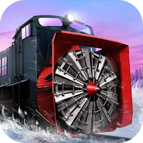 Winter Zug: Schneepflug Sim