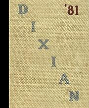 (Reprint) 1981 Yearbook: Dixie Heights High School, Ft. Mitchell, Kentucky