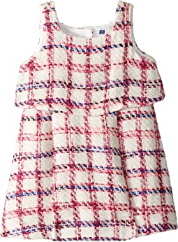 Boucle Dress (Toddler/Little Kids/Big Kids)