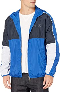 Armani Exchange Men's Blouson Jacket Windbreaker